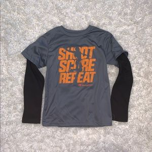 Champion Performance Boys Basketball Shirt Size 7